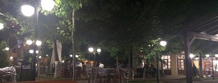 Yukarı Park is one of สถานที่ที่ Özgür Yaşar ถูกใจ.