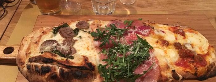 Antica Pizzeria Leone is one of Posti che sono piaciuti a Luca.