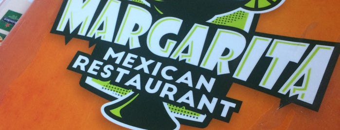 Margarita Mexican Restaurant is one of Dave 님이 저장한 장소.