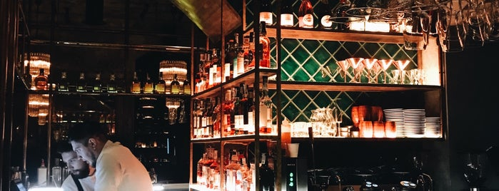 Boffo Gallery Bar is one of Одесса.