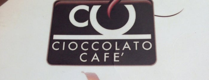 Cioccolato Caffé is one of Ristoranti Bar e Pub.