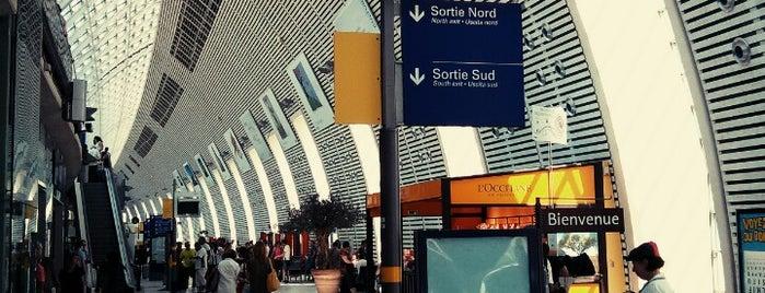 Gare SNCF d'Avignon TGV is one of Avignon adresses.