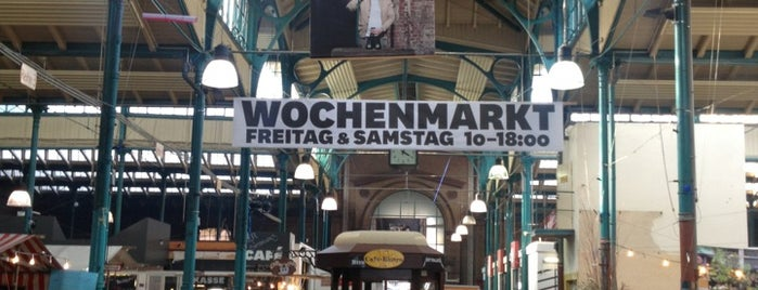 Markthalle Neun is one of #meinBerlin.