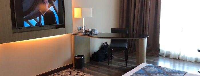 The Light Hotel is one of Locais curtidos por Ahmad Ihsan.