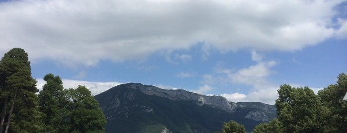 Compagnie des Bateaux du Lac d'Annecy is one of France Road Trip.