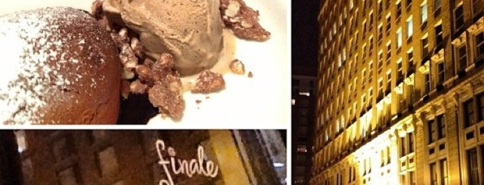 Finale Desserterie & Bakery is one of Boston City Guide.