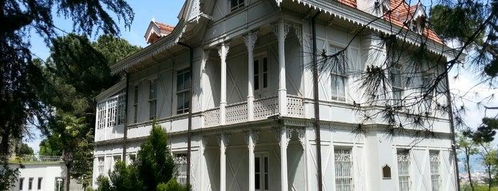 Atatürk Evi Müzesi is one of ** TRAVELLERS ' 2 **.