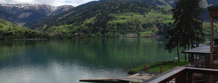 Hotel Seevilla Freiberg is one of Zell am See.