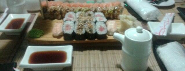 Япі / Yapi is one of Sushi. Kyiv. Японская кухня.