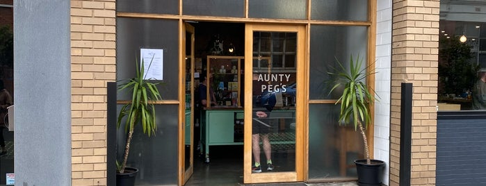 Aunty Peg's is one of Melbs.