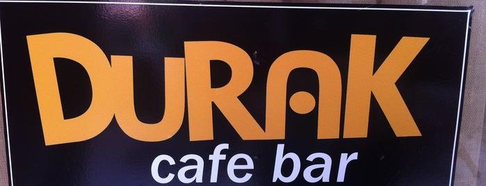 Durak Cafe Bar is one of ANTALYA BARLAR 🍸🍹🍷🍺🍻😵🎊🎉.