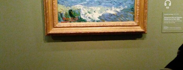 Musée Van Gogh is one of Lieux qui ont plu à S'da.