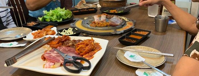 Hansik Korean BBQ Restaurant is one of Locais salvos de Art.