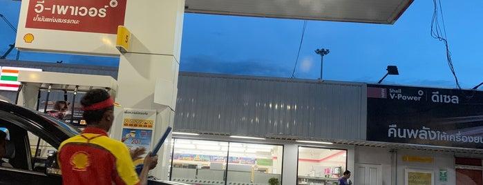 Shell (เชลล์) is one of Orte, die Chaimongkol gefallen.