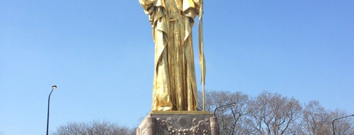 Statue of The Republic is one of Chicago Part II.