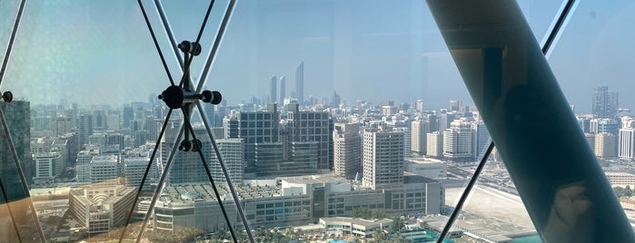 Cleveland Clinic Abu Dhabi is one of Ali : понравившиеся места.