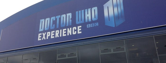 Doctor Who Experience is one of Tyler : понравившиеся места.