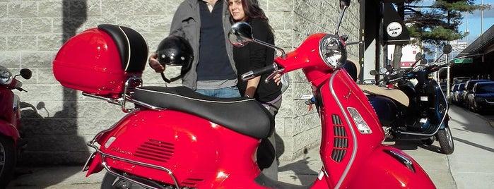 Vespa Brooklyn / Aprilia Brooklyn / Moto Guzzi Brooklyn is one of NYC.