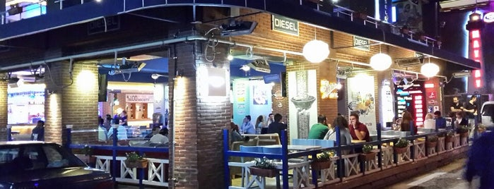 Diesel Pub is one of Must-see seafood places in Eskişehir.