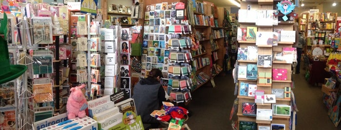Odyssey Bookshop is one of Freaker USA Stores Pacific Coast.