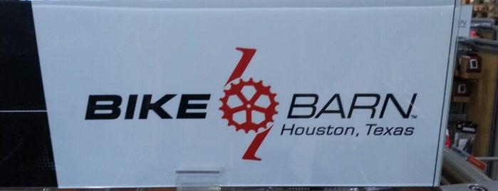 Bike Barn is one of Locais curtidos por M.