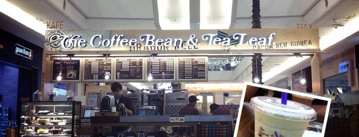 The Coffee Bean & Tea Leaf is one of Coffee Obsession ☕.