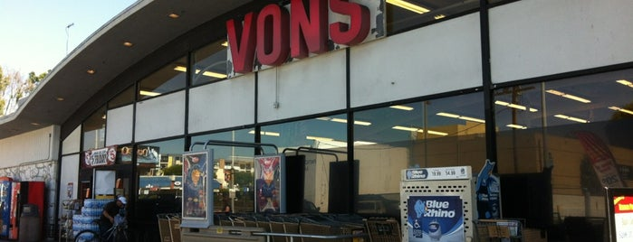 VONS is one of All-time favorites in United States.