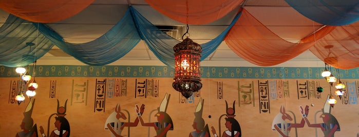 King Tut Middle Eastern & Mediterranean Cuisine is one of Locais curtidos por Michael.