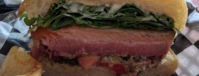 Slamwich Scratch Kitchen is one of Brandon : понравившиеся места.