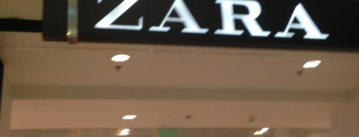 Zara is one of Annaさんのお気に入りスポット.