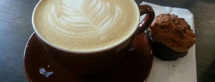 TriBeCa Coffee Roasters is one of Latte Art Baltimore.