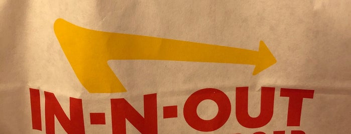 In-N-Out Burger is one of Locais salvos de Francis.