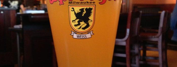 Sprecher's Restaurant & Pub is one of Wisconsin.