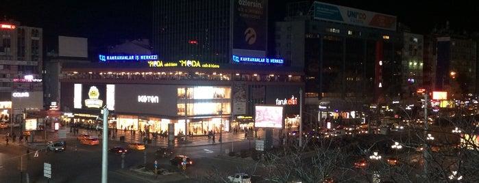 Burger King Teras is one of Orte, die BuRcak gefallen.