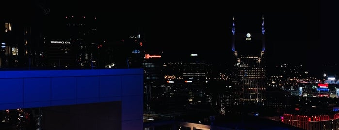 The Westin Nashville is one of CMD 2020.