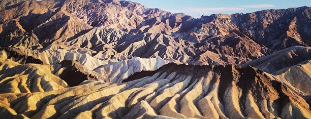 Death Valley National Park is one of Cali.