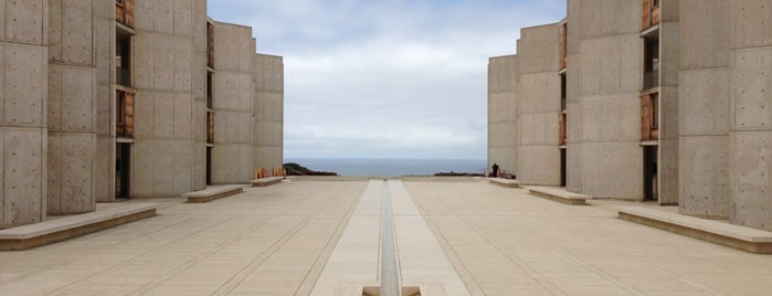 Salk Institute is one of Architecture.