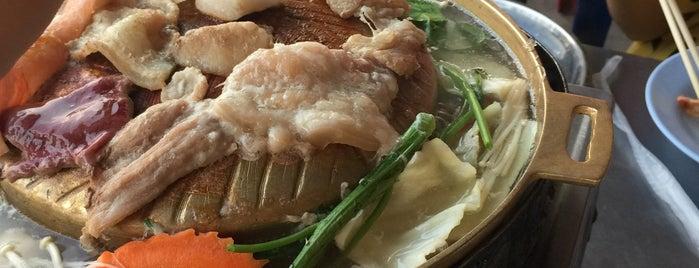 เฮียเปียว หมูเกาหลี (สาขา กังสดาล) is one of KKU food.