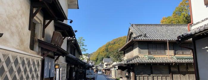 竹原町並み保存地区 is one of Lugares favoritos de ZN.