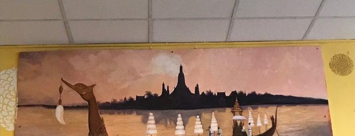 Bangkok Thai Cuisine is one of Delaware.