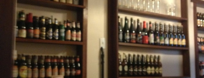 Taberna Beer is one of Fabiolaさんのお気に入りスポット.