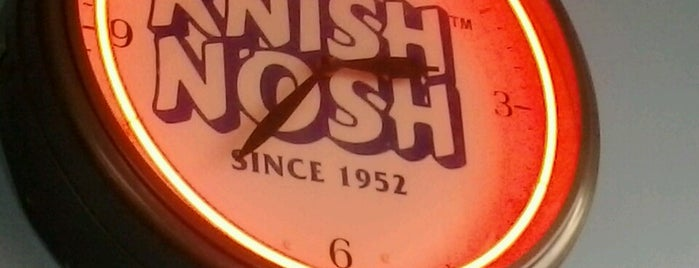 Knish Nosh is one of New York City - Places to Visit!.