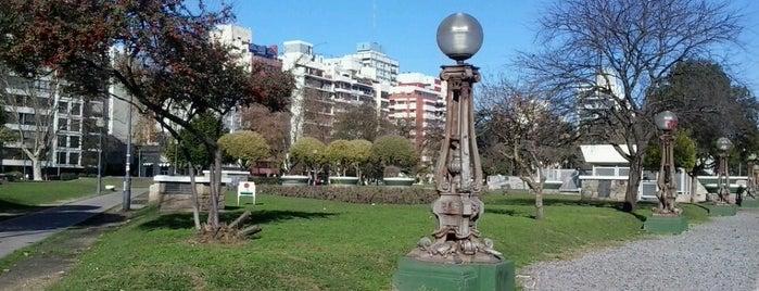 Plaza Bartolomé Mitre is one of Locais curtidos por Any.