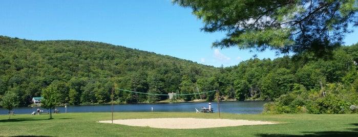 Echo Lake is one of Locais curtidos por Brian.