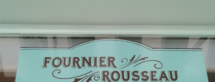 Fournier Rosseau is one of [To-do] Coffee@DF.
