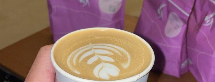 October Coffee Roasters is one of Jubail !.