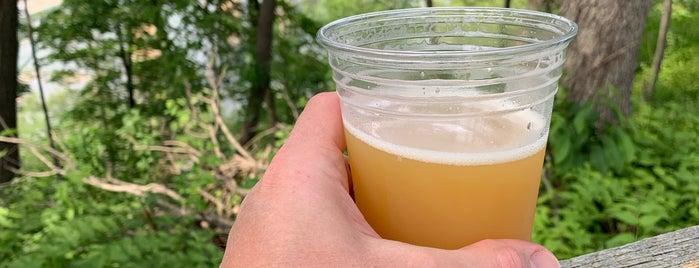 Harpers Ferry Brewing is one of Posti salvati di Rachel.