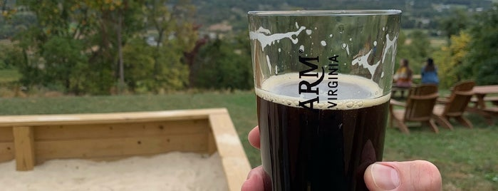 Dirt Farm Brewery is one of Loudoun Ale Trail.