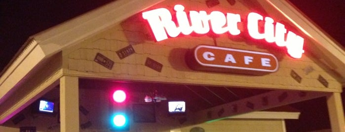 River City Cafe is one of Myrtle Beach.