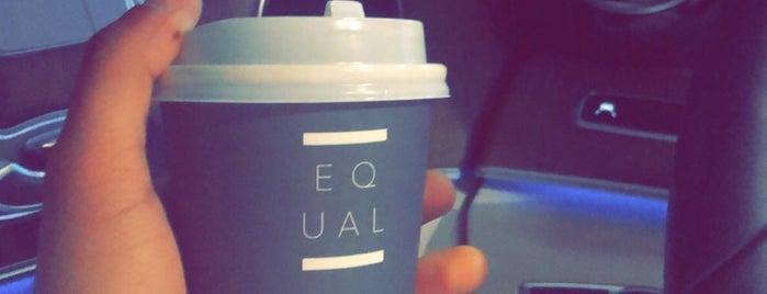 Equal Coffee Hub is one of MVi.